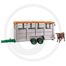 Igrača Prikolica za živali (vključno s kravo)