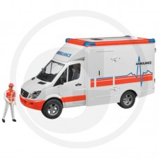 Igrača rešilni avto