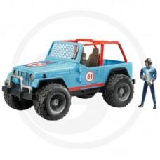 Igrača Jeep Bruder