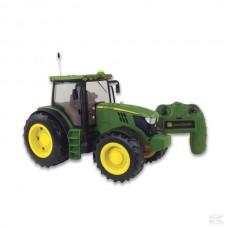 Igrača traktor John Deere 6190R na daljinca